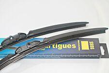 1 Paar Scheibenwischer Flachbalkenwischer für Ford Focus 2, Peugeot 207/CC/SW