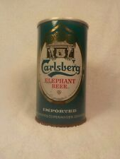 Carlsberg Elephant Straight Steel Old Beer Can
