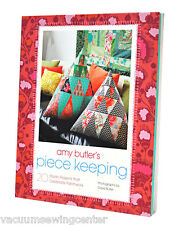 Amy Butler's Piece Keeping Sewing Book