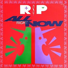 "R.S.P. 12"" All Right Now - Holland (EX/EX)"