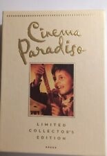 Cinema Paradiso Limited Collector's Edition 3 Dvd Set