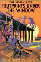 Footprints Under the Window (Hardy Boys, Book 12) by Franklin W. Dixon