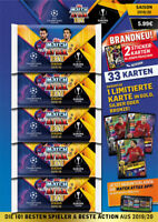 Topps Match Attax 101 - 2019/20 - 1x Multipack inkl. Limited Edition