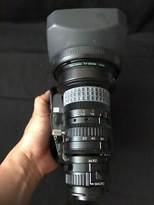 Fujinon Th16x5.5BRMU Broadcast Zoom Sharp Lens.