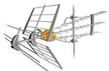 Televes DATBOSS LR Mix UHF VHF Long Range Antenna (149883)