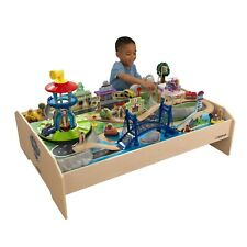 PAW Patrol Wooden Play Table By KidKraft w/ 73 accessories - Great Gift for Kids
