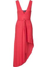 Schönes Kleid in Rot - Gr. 44 / 46 - Q4834 - 968308
