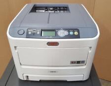 OKI C610DN C610 A4 Duplex Network USB Colour LED Laser Printer + Warranty