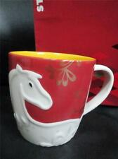 STARBUCKS NEW YEAR Horse MUG 12 OZ ASIA RELEASED ONLY brand New with sticker tag