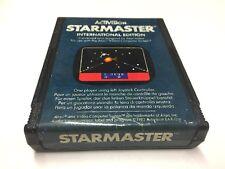 STARMASTER / ACTIVISION INTERNATIONAL EDITION PAL  LOOSE ATARI 2600