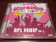 ZOOM KARAOKE ALL STARS SERIES ZAS003 GIRL POWER VOL 2 CD+G