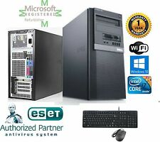 Dell Optiplex 990 TOWER DESKTOP i7 2600 Quad 3.40GHz 16GB 120gb SSD Win 10 hp 64