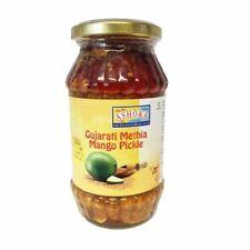 Ashoka Mango Mixed With Cracked Fenugreek Pickle 500g (pack of 2)