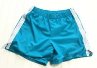 NIKE PERFORMANCE Women's Shorts Running Training Fitness Active Blue Small 4-6