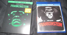 New! Frankenstein Blu-Ray + Digital HD w/ Glow In Dark Slipcover - Boris Karloff