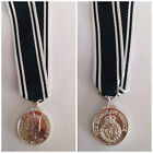 Ambulance Long Service and Good Conduct Medal Miniature