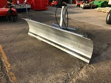 More details for suton hydraulically adjustable snow plough 2.5m - galvanised