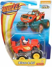 Blaze & the Monster Machines, Blaze & AJ