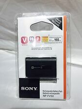 Genuine Sony InfoLithium Battery for Sony Digital Cameras NPFV50