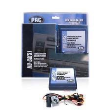 PAC NU-GM51 Navigation Unlock Interface for Chevrolet/Cadillac & GMC Vehicles