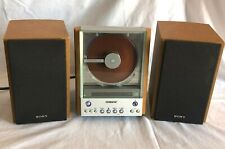 Sony Hcd-Ex1 Compact Stereo System Radio Cd Speakers Shelf Cmt-Ex1
