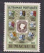 MACAU ( China) ^^^^^1953....^sc# 371  mint LH  KEY $$@ lar 1410mac