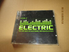 ELECTRIC THE VERY BEST OF ELECTRONIC NEW WAVE & SYNTH CD