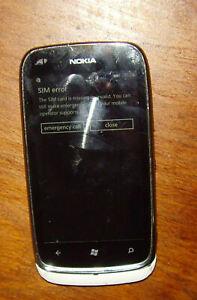 Nokia Lumina 610 Mobile Phone