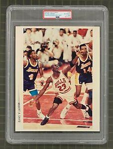Michael Jordan Circa 1990's Original Photo 8x10 PSA Type 1 Chicago Bulls HOF
