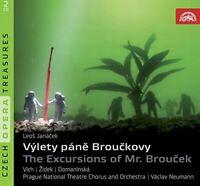 Opera Chorus and Orchestra of National Theater Prague - Janacek - The [CD]