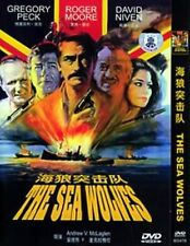 The Sea Wolves - UK Region 2 Compatible DVD Gregory , Roger Moore, Andrew NEW