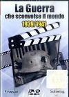 LA GUERRA CHE SCONVOLSE IL MONDO 1939/1941 - DVD NEW Sigillato