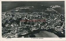 AK, foto, canale isola Guernsey-St. Peter's Port, 1941; 5026-70