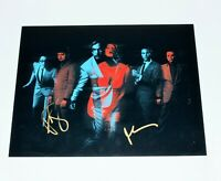FITZ AND THE TANTRUMS SIGNED 11x14 PHOTO COA MICHAEL FITZPATRICK NOELLE SCAGGS