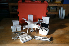 DJI Phantom 4 Pro + Plus Quadcopter Drone with Case/Accessories/New 128GB Card