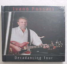 Ivano Fossati ‎– Decadancing Tour (2 DVD) Sigillato Sealed