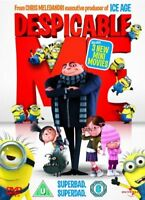Despicable Me [DVD] [2010] [DVD][Region 2]
