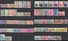 Belgium railway stamps nice collection