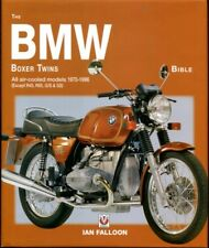 The BMW Boxer Twins Bible: All air-cooled models 1970-1996