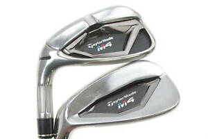 TaylorMade M4 Iron Set 5-PW and AW Regular Left-Handed Steel #17027 Golf Clubs