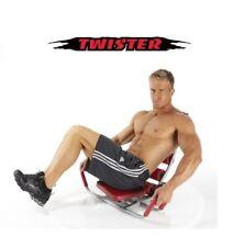 Banco de abdominales Musculacion AB Rocket Twister plegable fitness gimnasio