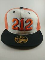 NWT Hardwood Classics NBA New York Knicks Basketball Cap Size 7 1/8 New Era
