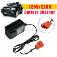 6V Battery Charger For Kids Electric Ride On Car Bike Toys Scooter Buggy Quad τ