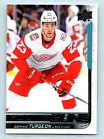 2018-19 Upper Deck Young Guns Dominic Turgeon Rookie #486