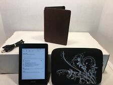Kindle Paperwhite 4 (2019) 32 GB, W/ ADD ONS SEE DESCRIPT.