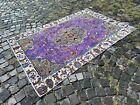 Turkish area rug, Vintage wool rug, Carpet, Handmade rug | 4,3 x 6,6 ft