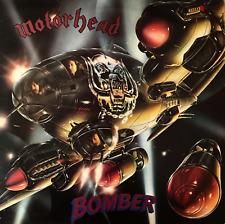 Motorhead-BOMBER (LP) (en muy buena condición -/G + +)