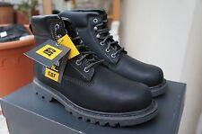Caterpillar Bruiser, boots homme, Beige (Black), 43 EU
