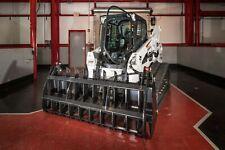 Rock Rake Root Grapple Attachment For Kubota Machines 78 Wide Heavy Duty