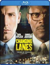 CHANGING LANES*****BLU-RAY*****REGION FREE*****NEW & SEALED